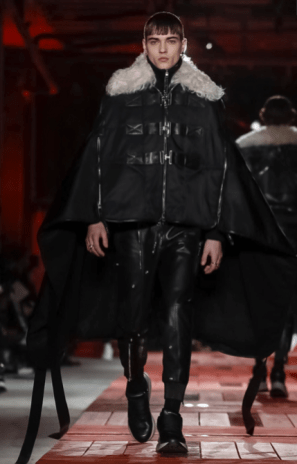 ALEXANDER MCQUEEN MENSWEAR FALL WINTER 2018 PARIS8