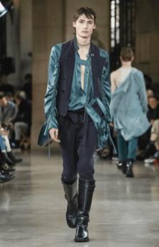 ANN DEMEULEMEESTER MENSWEAR FALL WINTER 2018 PARIS24