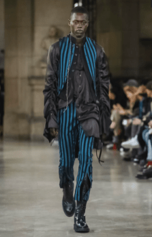 ANN DEMEULEMEESTER MENSWEAR FALL WINTER 2018 PARIS9
