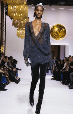 BALMAIN HOMME MENSWEAR FALL WINTER & WOMEN PREFALL 2018 PARIS35