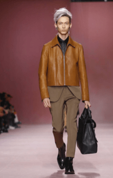 BERLUTI MENSWEAR FALL WINTER 2018 PARIS11
