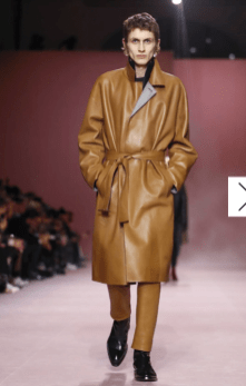 BERLUTI MENSWEAR FALL WINTER 2018 PARIS2