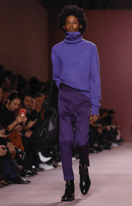 BERLUTI MENSWEAR FALL WINTER 2018 PARIS27
