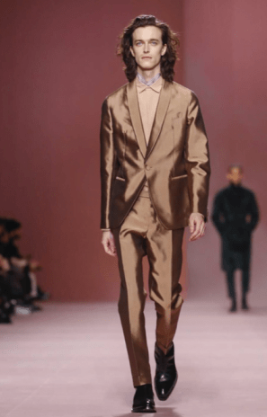 BERLUTI MENSWEAR FALL WINTER 2018 PARIS33