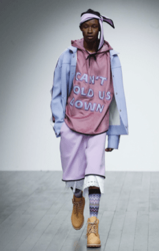 BOBBY ABLEY MENSWEAR FALL WINTER 2018 LONDON13