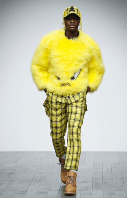 BOBBY ABLEY MENSWEAR FALL WINTER 2018 LONDON15