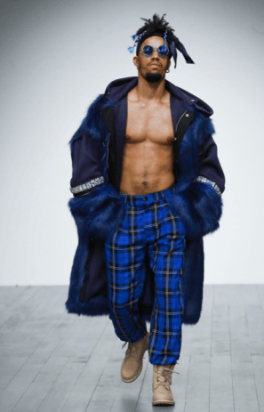 BOBBY ABLEY MENSWEAR FALL WINTER 2018 LONDON16