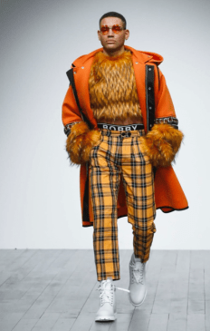 BOBBY ABLEY MENSWEAR FALL WINTER 2018 LONDON9