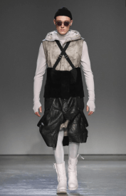 BORIS BIDJAN SABERI MENSWEAR FALL WINTER 2018 PARIS21