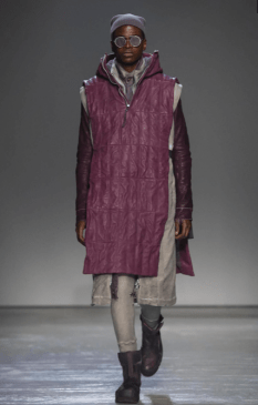 BORIS BIDJAN SABERI MENSWEAR FALL WINTER 2018 PARIS5