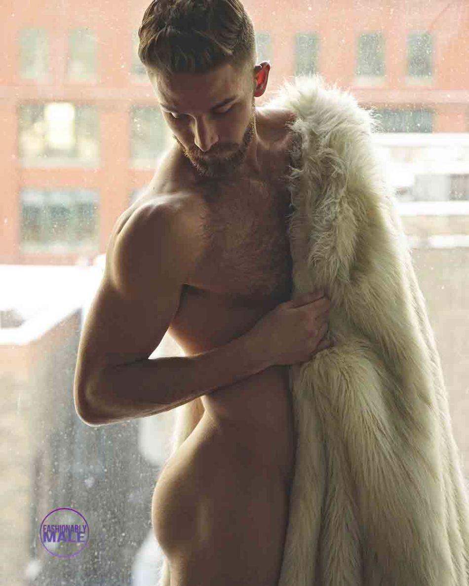 Brock Williams by KJ Heath for Fashionably Male4