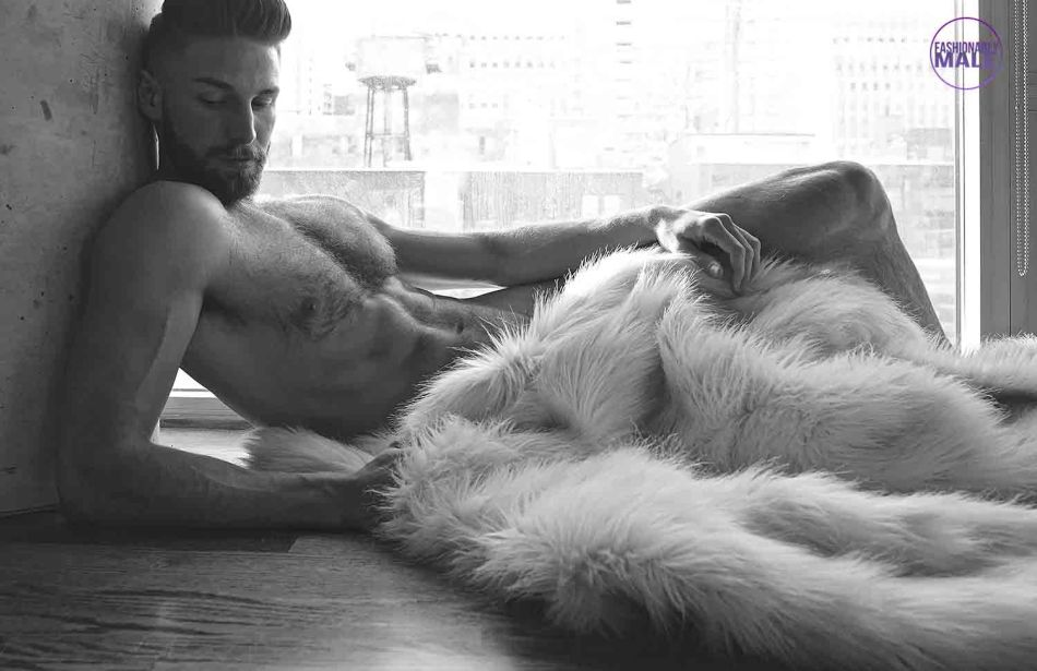 Brock Williams by KJ Heath for Fashionably Male9
