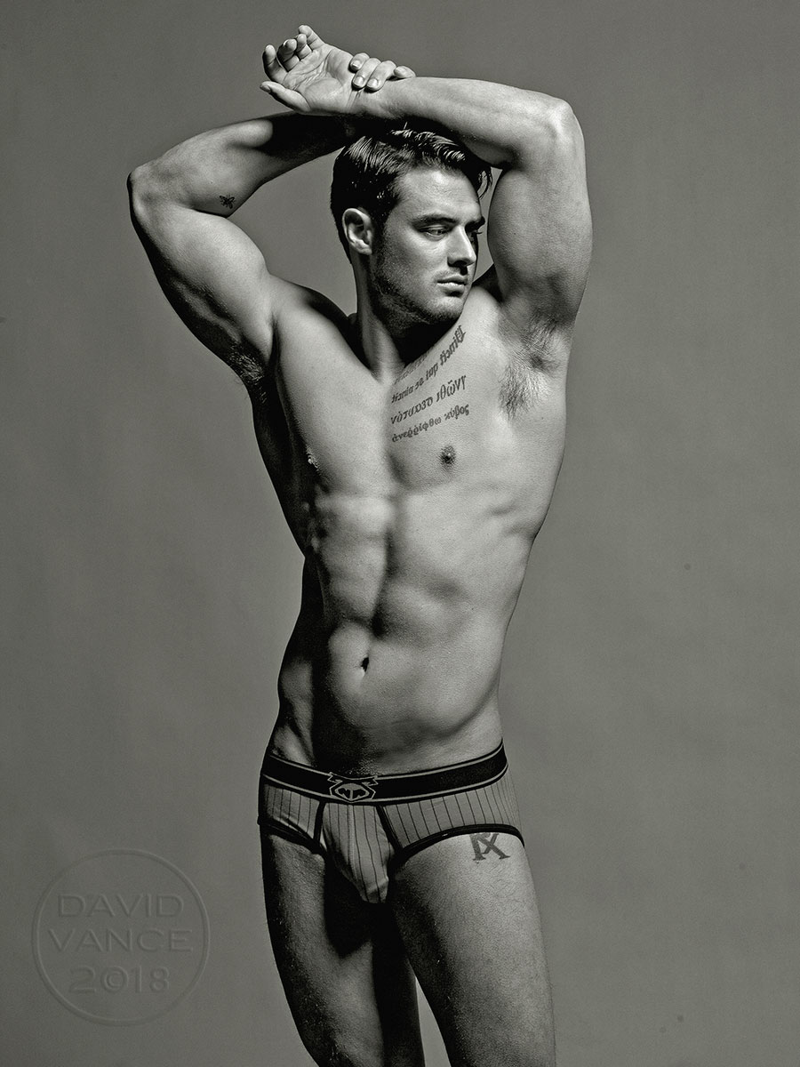 Christian Olivo by David Vance9