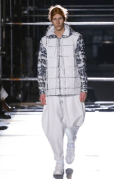 COMME DES GARCONS HOMME PLUS MENSWEAR FALL WINTER 2018 PARIS3