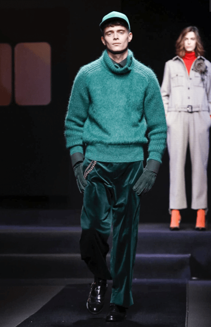 DAKS MENSWEAR FALL WINTER 2018 MILAN12