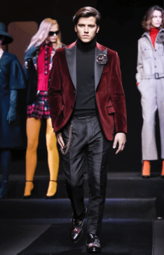 DAKS MENSWEAR FALL WINTER 2018 MILAN15