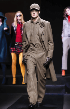 DAKS MENSWEAR FALL WINTER 2018 MILAN22