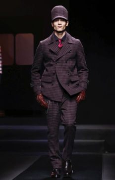 DAKS MENSWEAR FALL WINTER 2018 MILAN30