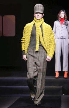 DAKS MENSWEAR FALL WINTER 2018 MILAN4