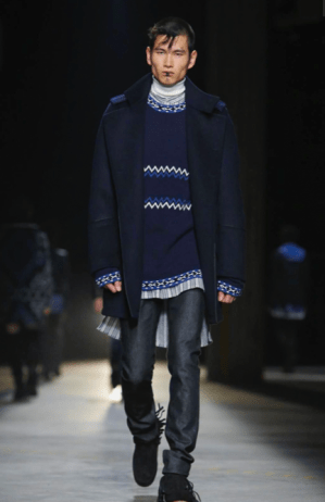 DIESEL BLACK GOLD MENSWEAR FALL WINTER 2018 MILAN41