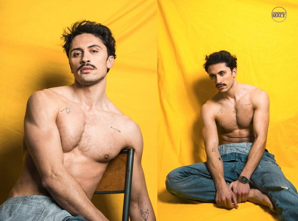 Dimitri by Bruno Martinez for Fashionably Male2