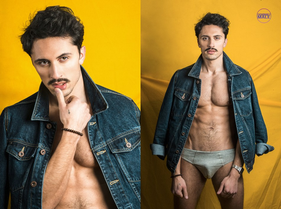 Dimitri by Bruno Martinez for Fashionably Male4