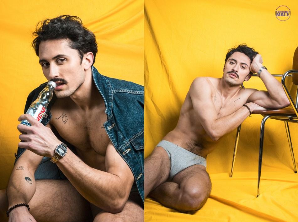 Dimitri by Bruno Martinez for Fashionably Male5