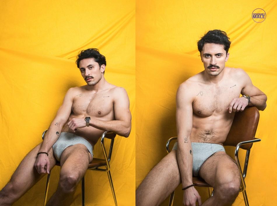 Dimitri by Bruno Martinez for Fashionably Male6