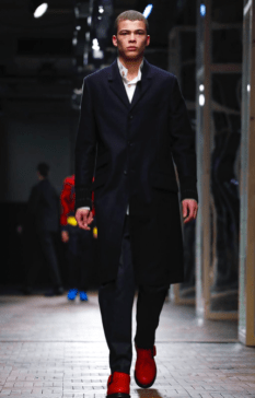 DIRK BIKKEMBERGS MENSWEAR FALL WINTER 2018 MILAN11