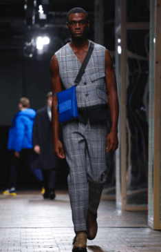 DIRK BIKKEMBERGS MENSWEAR FALL WINTER 2018 MILAN15