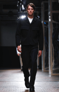 DIRK BIKKEMBERGS MENSWEAR FALL WINTER 2018 MILAN2