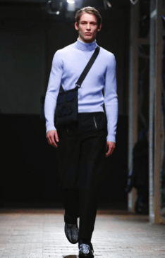 DIRK BIKKEMBERGS MENSWEAR FALL WINTER 2018 MILAN21