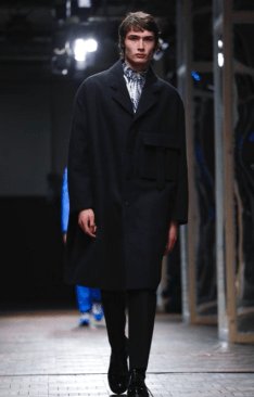 DIRK BIKKEMBERGS MENSWEAR FALL WINTER 2018 MILAN24