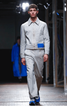DIRK BIKKEMBERGS MENSWEAR FALL WINTER 2018 MILAN3
