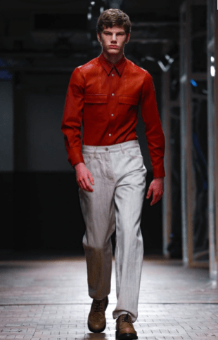 DIRK BIKKEMBERGS MENSWEAR FALL WINTER 2018 MILAN31