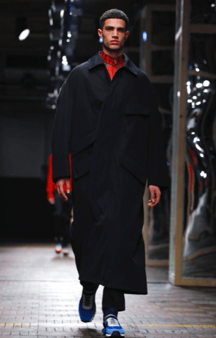 DIRK BIKKEMBERGS MENSWEAR FALL WINTER 2018 MILAN6