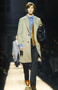 DUNHILL MENSWEAR FALL WINTER 2018 PARIS10