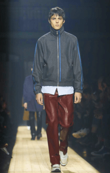DUNHILL MENSWEAR FALL WINTER 2018 PARIS16