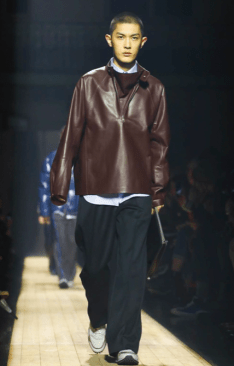 DUNHILL MENSWEAR FALL WINTER 2018 PARIS17