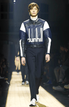 DUNHILL MENSWEAR FALL WINTER 2018 PARIS2