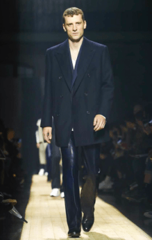 DUNHILL MENSWEAR FALL WINTER 2018 PARIS28