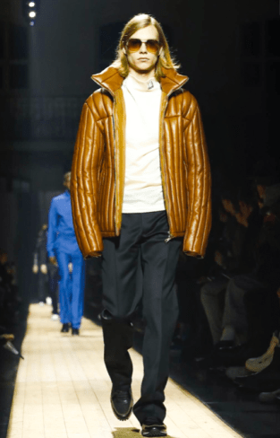 DUNHILL MENSWEAR FALL WINTER 2018 PARIS34