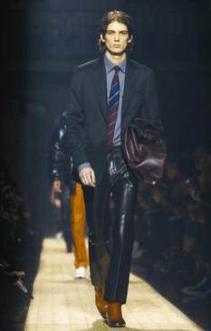 DUNHILL MENSWEAR FALL WINTER 2018 PARIS37