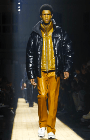 DUNHILL MENSWEAR FALL WINTER 2018 PARIS7