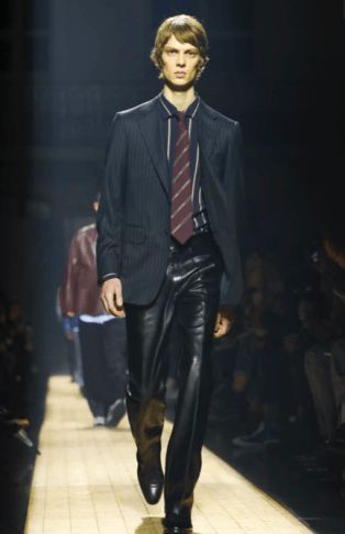 DUNHILL MENSWEAR FALL WINTER 2018 PARIS8