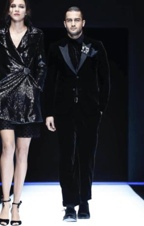 EMPORIO ARMANI MENSWEAR FALL WINTER 2018 MILAN45