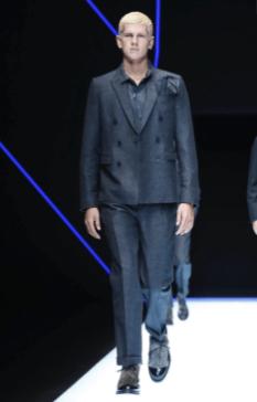 EMPORIO ARMANI MENSWEAR FALL WINTER 2018 MILAN70
