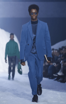 ERMENEGILDO ZEGNA MENSWEAR FALL WINTER 2018 MILAN1