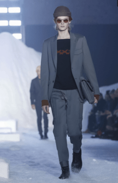ERMENEGILDO ZEGNA MENSWEAR FALL WINTER 2018 MILAN11