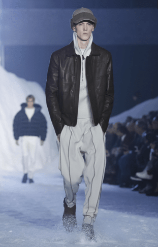 ERMENEGILDO ZEGNA MENSWEAR FALL WINTER 2018 MILAN19